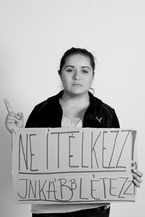 © Rólunk hozzád / Fotózás és aktivizmus