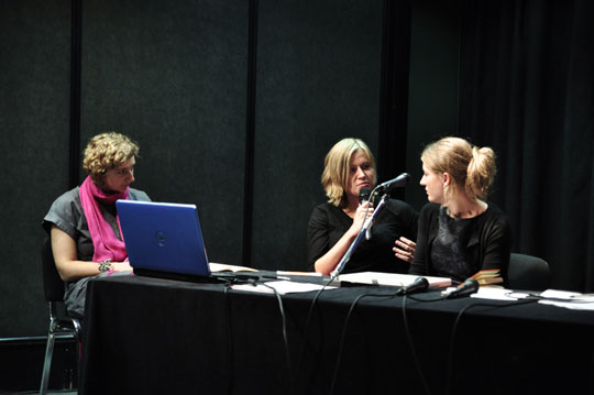 Margareta Kern, Joanna Sokolowska, Lázár Eszter | fotó: Gulyás Gábor