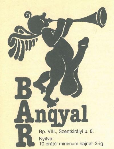 Angyal grafika Mások, 1991-9. július