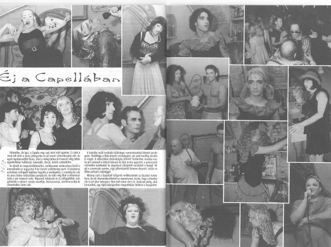 Capella - Mások, 1996-9
