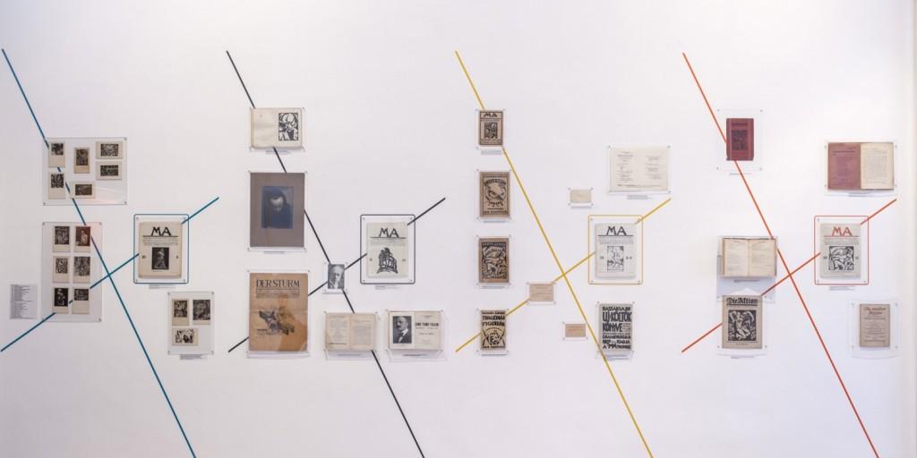 1. kép,Ma kiállítás