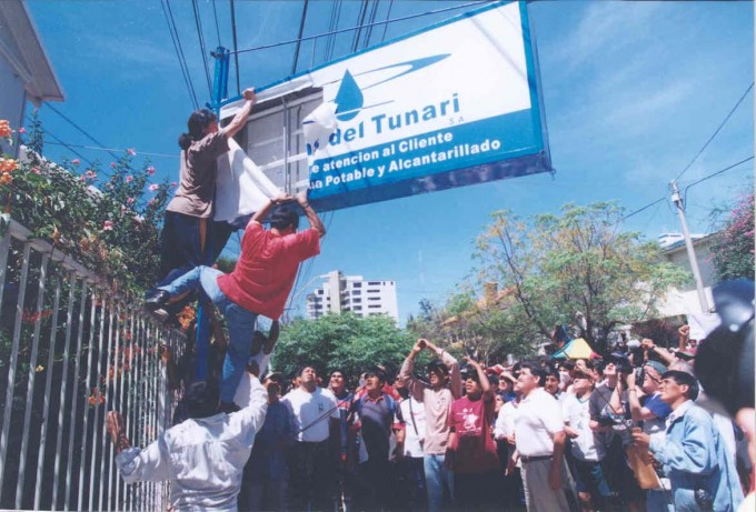 aguas del tunari