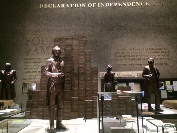 Thomas Jefferson és a szabadság paradoxona. Forrás: pbs.twimg.com