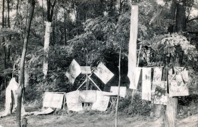 Kisörspuszta, 1985. Forrás: budapestgaleria.hu
