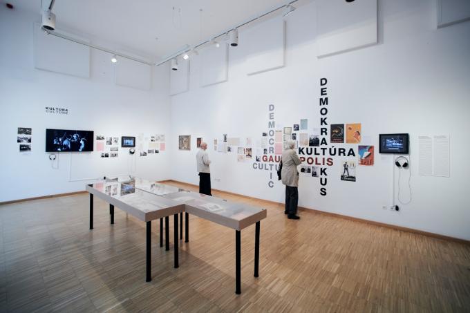 Valahol Európában, Centrális Galéria © az OFF-Biennále jóvoltából, fotó: Végel Dániel