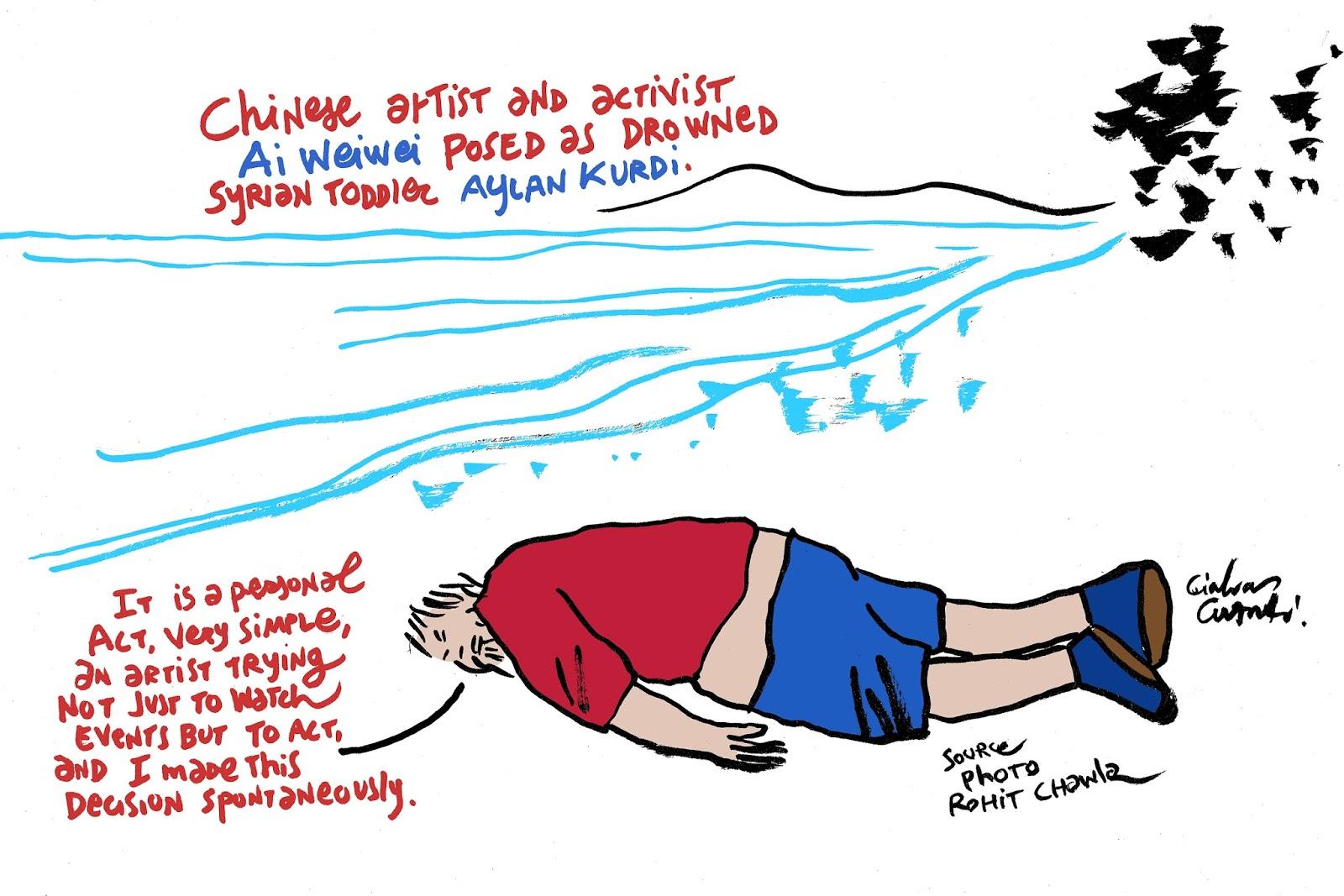 Ai-Weiwei-Aylan-Kurdi