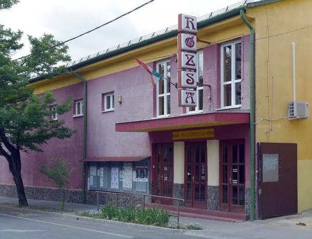 Rózsa Művelődési Ház XVIII. ker. Budapest, forrás